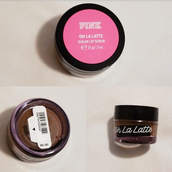 61e7be34075e2 VS PINK lip scrub. NWT and sealed. NWT